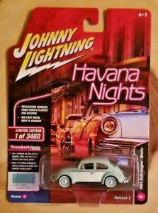 Johnny Lightning Havana Nights 1965 Volkswagen Beetle 1:64 Diecast Car VA R2 #6