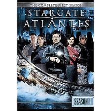 Stargate: Atlantis  The Complete First Season 1 One Brand New DVD