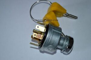 HYSTER Forklift Truck Parts 2035830,1492154 Ignition switch
