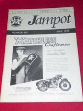JAMPOT - AJS & MATCHLESS - May 1991 # 459