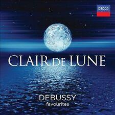 Claire De Lune: Debussy Favorites [2 CD], New Music