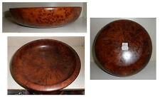 Ciotola cm 26 radica, legno radice tuya/tuja/tuia, artigianato africano, C26-14