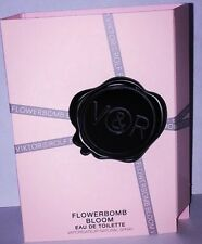 Viktor&Rolf Flowerbomb Bloom EdT Eau de Toilette Parfum Probe Duftprobe 1,2 ml