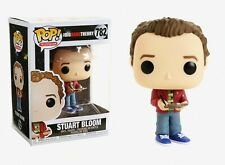 Funko Pop Television: The Big Bang Theory™ -Stuart Bloom Vinyl Figure #38583