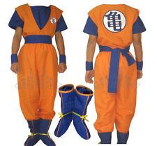 Popular Disfraz De Dragon Ball Z Goku Cualquier Tamaño