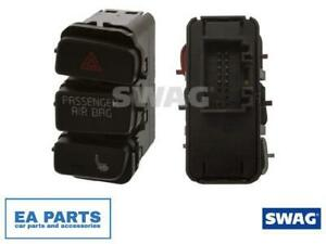 Hazard Light Switch for SEAT VW SWAG 30 94 4394