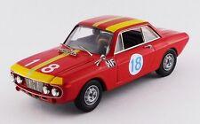 BEST MODEL BES9660 - Lancia Fulvia coupé 1.3 HF #18 Targa Florio - 1966   1/43