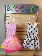 Lot of Girls 5 Summer Dresses and Skirts, Sz 3T, 4T