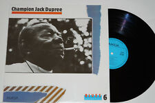 CHAMPION Jack Dupree-Blues Collection 6-LP Amiga (8 56 266)