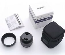 SIGMA Art 30mm F2.8 DN black for Sony E-mount 929701 F/S