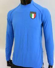 2002 Kappa ITALIA Italy Home Shirt World Cup Japan Korea Long Sleeve SIZE 2XL