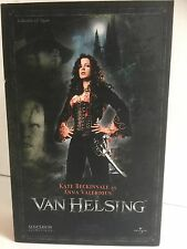 "Sideshow Toys Van Helsing Anna Valerious 12"" 1/6 Scale Figure Kate Beckinsale"