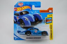 HOT WHEELS 2018 VW VOLKSWAGEN KAFER RACER MAGNUS WALKER short card H FJW06