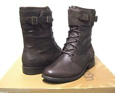 Ugg Maaverik Lodge Leather Women Boots US9/UK7.5/EU40/JP26