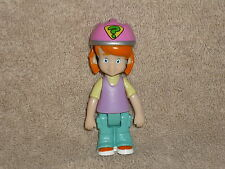 Mattel Disney Red Hair Dollhouse Bike Girl Helmet