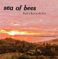 SEA OF BEES - BUILD A BOAT TO THE SUN [SLIPCASE] NEW CD