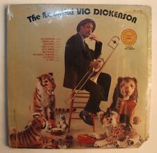 VIC DICKENSON The Essential Vic Dickenson LP Vanguard VSD-99/100 US 1977 M 3G