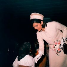 Jackie Kennedy Moments In Time Series- from Negative  RareAndOriginal Photo n119