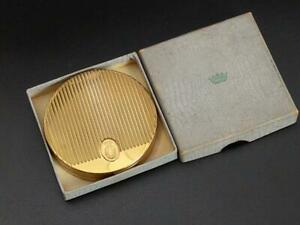 Vintage Coty Compact Powder Box French Flair