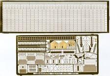 TOMS MODEL WORKS 1/350 US Tirpitz Battleships Detail Set TMW3519