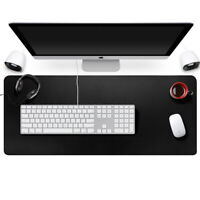 Portable Double Side Mouse Pad Computer Laptop Large Gaming Keyboard Mousepad