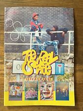 The Real State Issue 7 Graffiti Magazine RARE! Spray Paint Cans Street Art