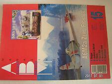 ** Avions blindés Maquettes magazine n°15 Rafale C / Ju-88 / A6M2a Type II