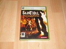 SILENT HILL HOMECOMING SURVIVAL HORROR DE KONAMI PARA XBOX 360 NUEVO PRECINTADO
