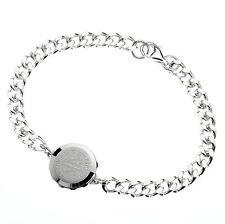 SOS Talisman Sterling Silver Gents Bracelet 238124