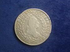 20 Kreuzer 1758 PR - Prag Franz Stefan  W/18/519