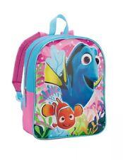 Mochila Escolar Para Niño O Niña Disney Buscando A Dory. Finding Dory & Nemo