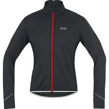 Gore Wear C5 Windstopper Thermo Jacket - Black/Red