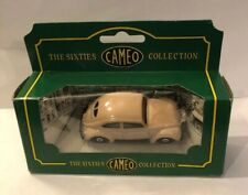 Corgi The Sixties Cameo collection Volkswagen Beetle Beige