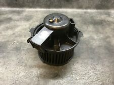 2005 PEUGEOT 206CC 1.6 PETROL HEATER BLOWER FAN MOTOR