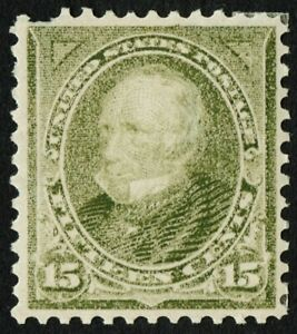 "US # 284 VAR *MINT OG H* { DRY PRINT UNDERINKING ERROR } BEAUTY ""SCARCE ON ISSUE"