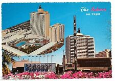 Sahara Las Vegas Dual View vintage postcard CLOSED CASINO Don the Beachcomber #x