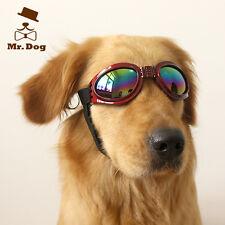 Fashion Pet Dog Goggles UV Sunglasses Sun Glasses Glasses Eye Wear Protection