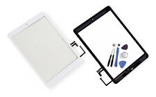 iPad Air 1 Touchscreen Glas Touch Scheibe Home Button Flex Klebe Weiß Werkzeug
