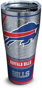 Tervis Edge 30oz Stainless Steel Tumbler - NFL - Buffalo Bills