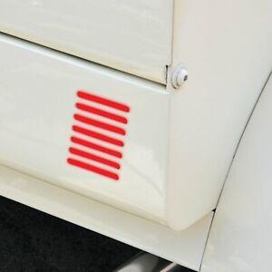 "GhostLight - GN 19"" Fixed Single Flush Mount Light Kit Johnny Law Motors rollpan"