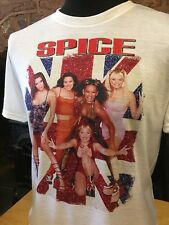Spice Girls T-Shirt. men's women's All sizes S-XXL. Retro Vintage Spiceworld 90s