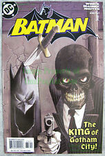 Batman #636 1st Print Black Mask Jason Todd Red Hood KEY ISSUE Excel BIG PICS!