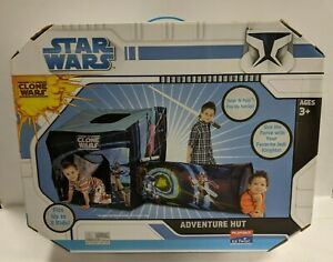 Star Wars The Clone Wars Adventure Hut Playhut Childrens Play 2008 Lucasfilm