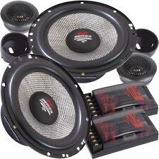 Audio System R 165 EVO 16,5cm 2 Wege Kompo Lautsprecher Set 165mm Compo Speaker