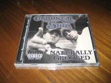 Chicano Rap CD Crooked Stilo - Naturally Crooked - West Coast Latin - 2005