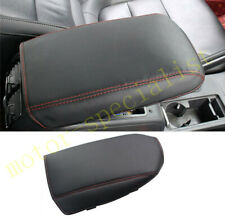 Leather Center Armrest Surface Case Box Trim For Volkswagen VW Jetta MK6 2012-14