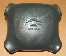 2000 2001 2002 2003 Chevy Astro Driver Wheel Air Bag OEM Black W/90 Day Warranty