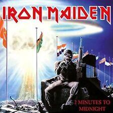 Iron Maiden - 2 Minutes to Midnight Vinyl 7inch Parlophone