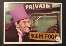 Vintage 1966 Topps Batman Bat Laffs Card #42 set break-Combined shipping