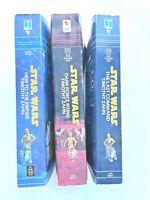 Star Wars: The Thrawn Trilogy Timothy Zahn Heir To The Empire Dark Force Rising